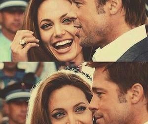 love, Angelina Jolie, and couple image