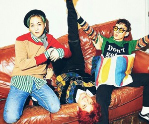 Chen, xiumin, and exo image