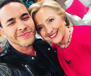 goals, Hillary Clinton, and prince royce image