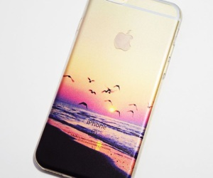 beautiful, case, and sunset image
