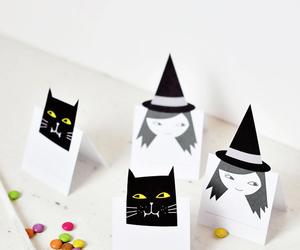 diy, Halloween, and printable image
