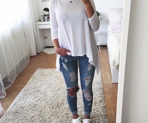 outfit and jeans image
