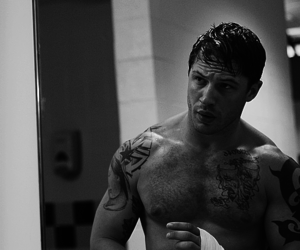 tom hardy, warrior, and Hot image
