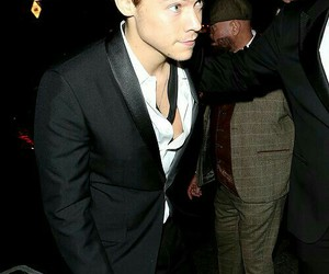 gorgeous man and harry style image