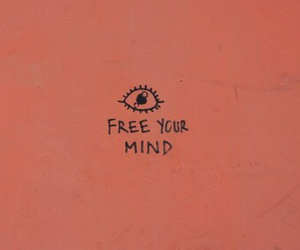 free, mind, and quotes image