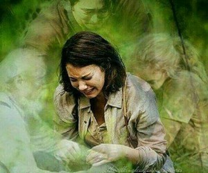 the walking dead, Maggie, and twd image