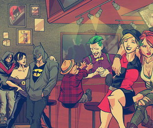 batman and hipster image