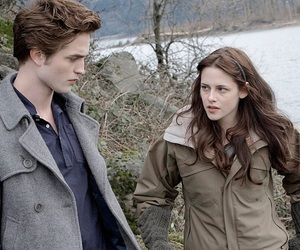 bella swan, edward cullen, and movie image