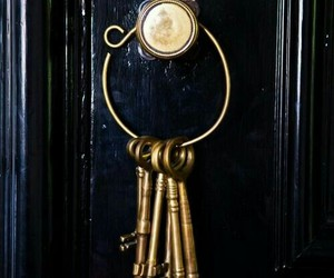 key, door, and photography image