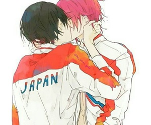 free eternal summer, anime, and yaoi image