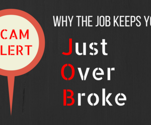 job, dont cry, and cash flow image