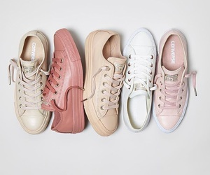 shoes, converse, and Nude image