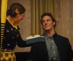 movie, sam claflin, and emilia clarke image
