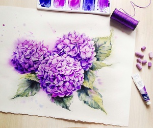 <3, art, and drawing image