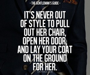 gentleman and quotes image