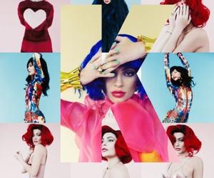 background, fall, and kim kardashian image