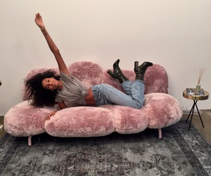 imaan hammam and well hey image