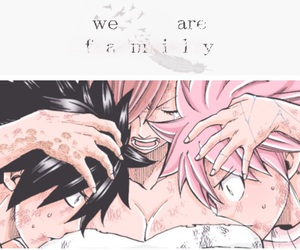 anime, family, and ft image