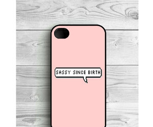 etsy, pink, and iphone 4 case image