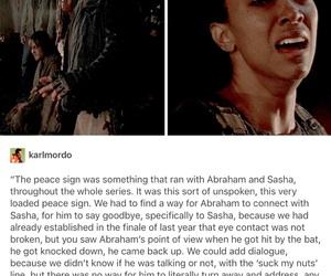 Abraham, ford, and sasha image
