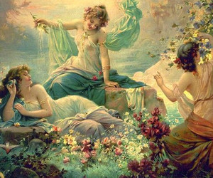 creatures, muses, and feminism image