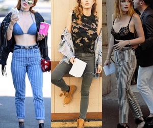 fashion, fashionable, and outfit image