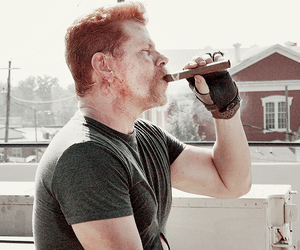 twd, the walking dead, and michael cudlitz image