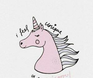 pink, unicorn, and lockscreen image