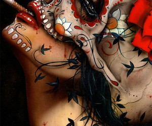 art, detail, and Brian Viveros image