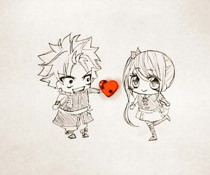 anime, chibi, and fairy tail image