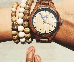 bracelets, girly, and watch image