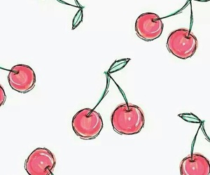 wallpaper, cherry, and background image