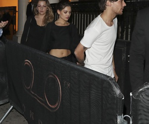 pap, danielle campbell, and louis tomlinson image