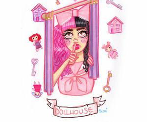dollhouse, melanie martinez, and cry baby image