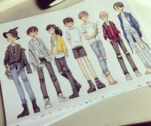 bts and fanart image