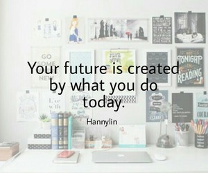 create, future, and motivation image