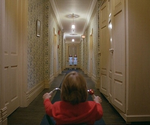 movie, The Shining, and hotel image