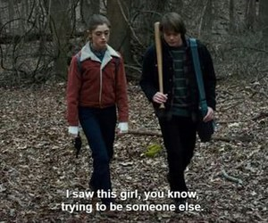 stranger things and quote image