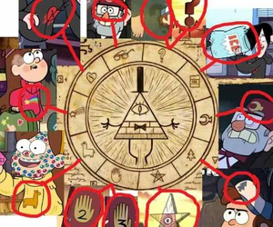 gravity falls, disney, and mabel image