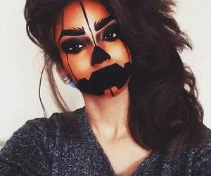 Halloween, makeup, and alternative image
