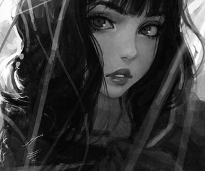 anime, female, and girl image