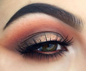 makeup and eyeshadow image