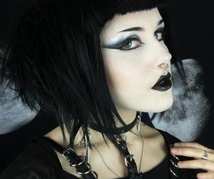 alternative, gothic, and goth image