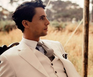 actor, man, and matthew goode image