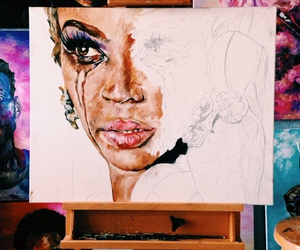 beyoncé, beyonce art, and queen bey image