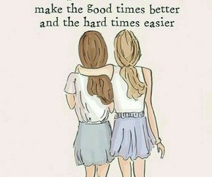 friends, quotes, and best friends image