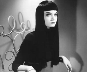 dark, emily the strange, and goth image