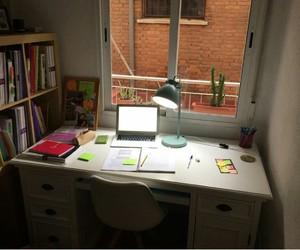 college, desk, and Dream image