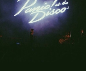 brendon urie, P!ATD, and concert image