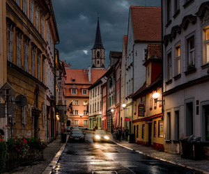 city, czech republic, and travel image